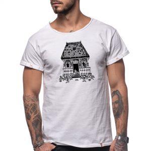 Tricou 'CASA TRADIȚIONALĂ'