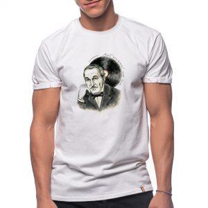 Tricou printat 'GHEORGHE DINICA'