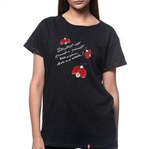 Tricou printat 'GĂRGĂRIȚĂ'