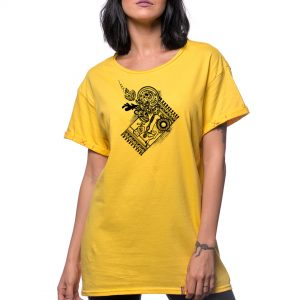 Tricou printat 'GASTRONOMIE'