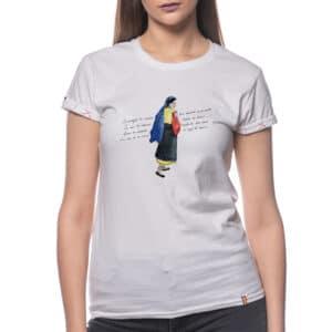 Tricou printat 'GLORIE NOUĂ'
