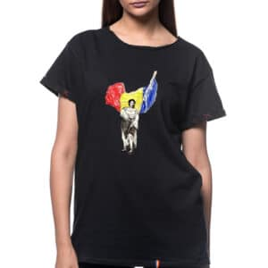 Tricou printat 'TRIUMFĂM'