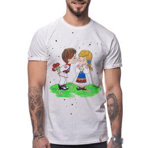 Tricou 'PRIMĂVĂRATICI'