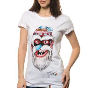 Tricou 'MASCĂ TRADIȚIONALĂ BUCOVINA 2'