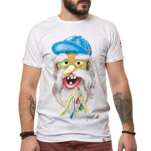 Tricou 'MASCĂ CONTEMPORANĂ FUYOR 2'