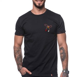 Tricou brodat 'MĂRȚIȘOR'