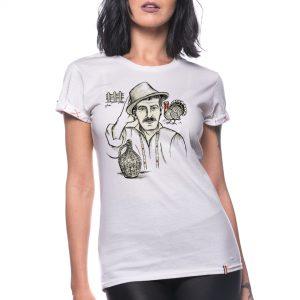 Tricou printat 'AMZA PELEA'