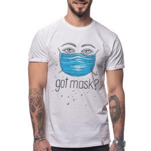 Tricou 'GOT MASK?'