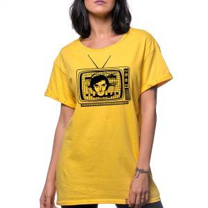 Tricou printat 'TOMA CARAGIU ȘI TELEVIZIUNEA ROMÂNĂ'