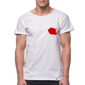 Tricou printat 'ROMANIA MICA'