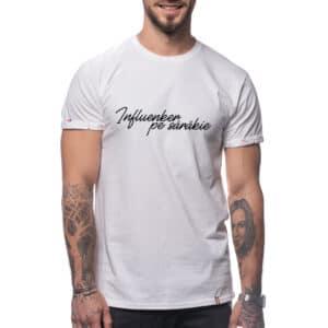 Tricou printat 'INFLUENKER PE SARAKIE'