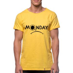 "Tricou ""MONDAY"""
